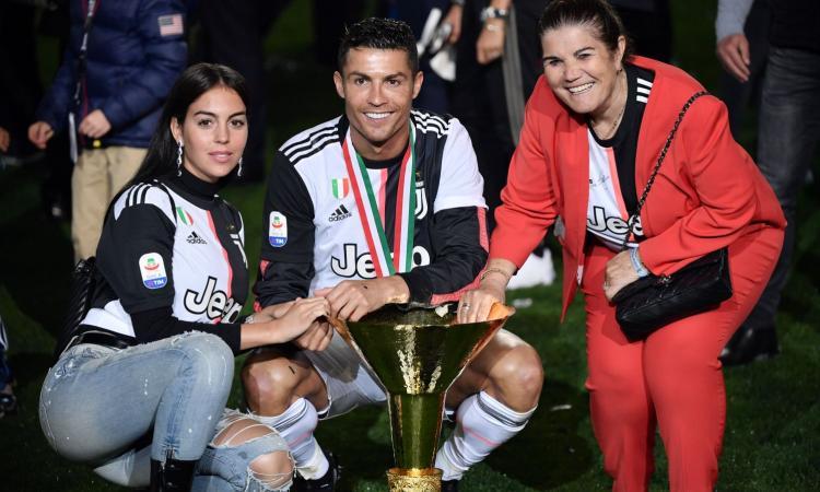 Juve, Ronaldo: 'Amo Georgina, ci sposeremo!'