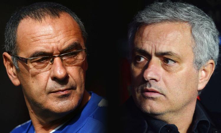 Trasformazione Juve: meglio le sigarette di Sarri delle manette di Mourinho