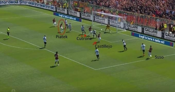 Suso re degli assist, ma non per Piatek: è un dialogo fra sordi al Milan?