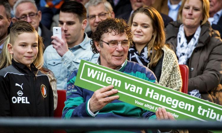 Van Hanegem e la guerra mai finita con i tedeschi: 'Non chiedetemi di non odiarli'