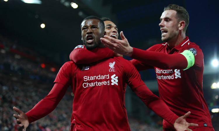 Liverpool: un'altra big su Wijnaldum. E il Milan...
