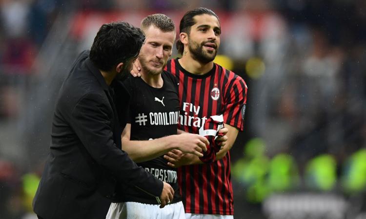 Milan: per Abate futuro in MLS