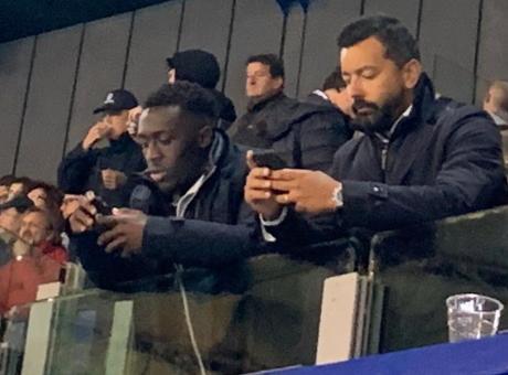Lazio, anche il nuovo acquisto all'Olimpico: l'ex Liverpool in tribuna