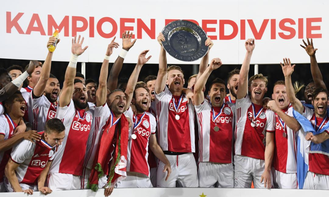 Perché l'Ajax è stata la sorpresa della Champions