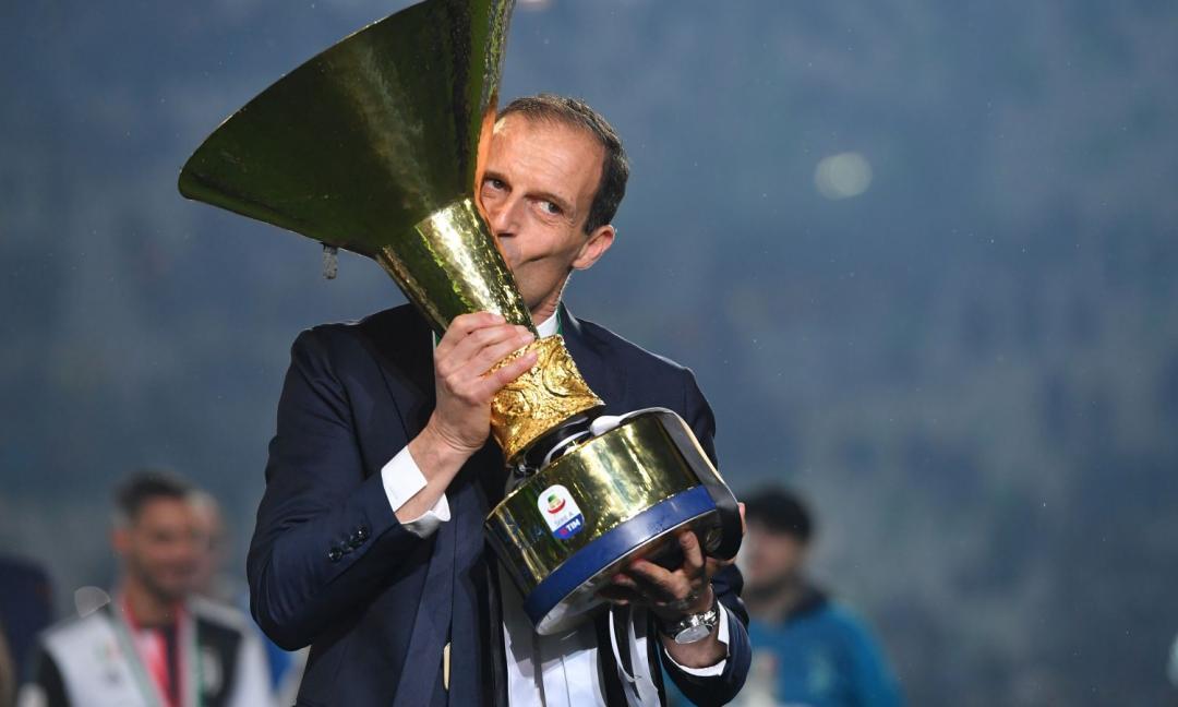 Gazidis blocca il nuovo allenatore: Max allegri!