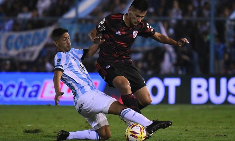 River Plate: riscattato Angileri