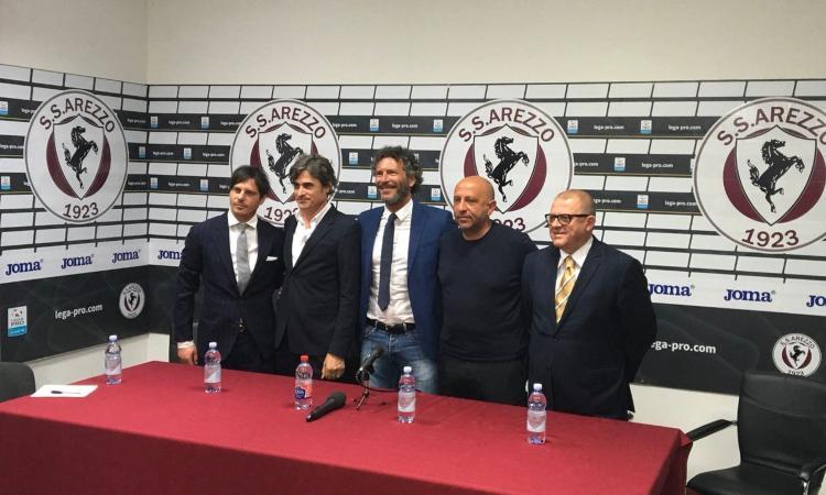Serie C shock: aggredito il presidente dell'Arezzo a Viterbo, fuori il Monza