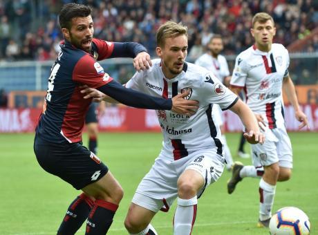 Cagliari, UFFICIALE: Bradaric al Celta Vigo