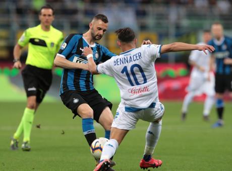 Empoli, Corsi: 'Bennacer era quasi del Napoli'