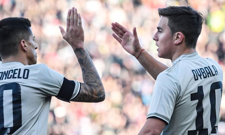 Allegri addio, cambia il mercato della Juve: Dybala e Cancelo ora possono restare