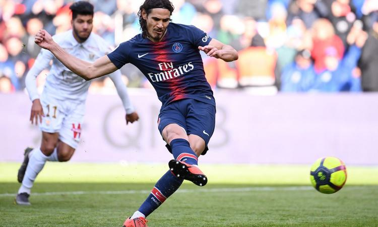 Ligue 1: Psg-Nizza 1-1, Cavani sbaglia un rigore al 92'!