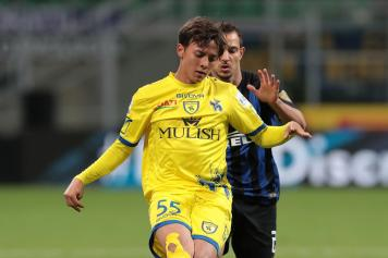 cedric, inter, insegue, vignato, chievo, 2018/19