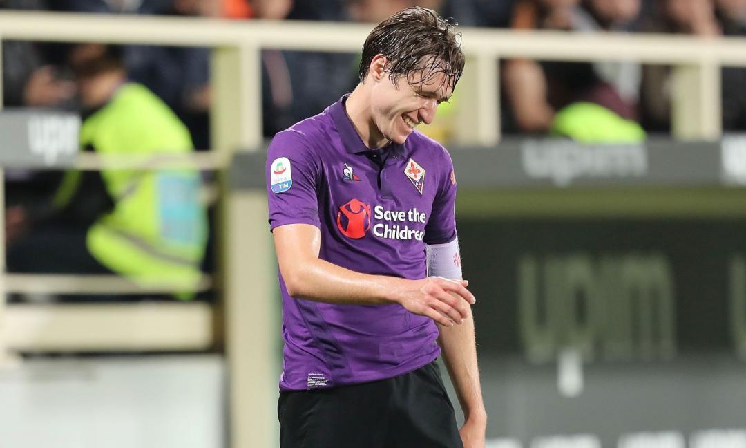 Fiorentina, l'obiettivo di mercato è non cedere Chiesa