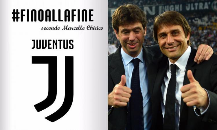 Chirico: 'Juve, senza Allegri non resta che Conte. Caro Agnelli, facci pace!'