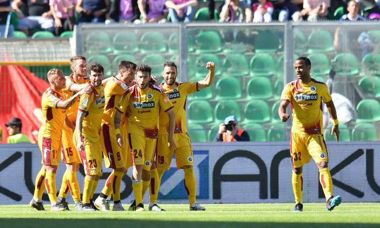 Playoff di B: Spezia a casa, Cittadella avanti con Moncini e super Paleari. Ora sfida al Benevento