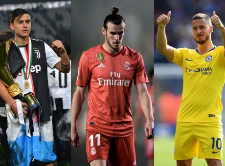 L'effetto Ronaldo un anno dopo: da Dybala e Icardi a Bale, Hazard e Griezmann, sarà il mercato dei big