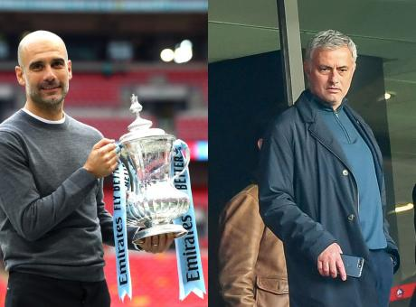 'Guardiola a Milano', 'Mourinho a Torino': Juve, è psicosi allenatore