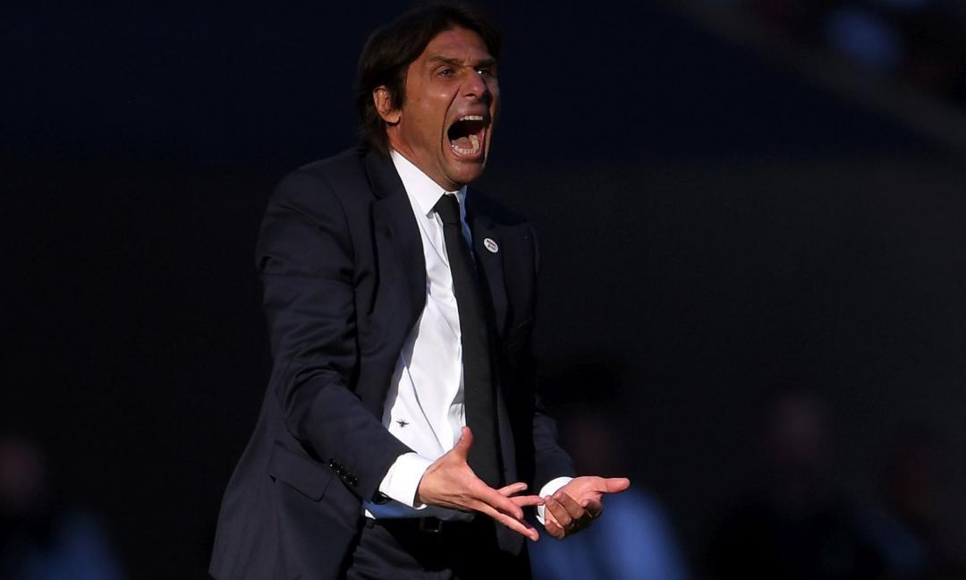 Conte: Champions o meno, l'Inter è la tua squadra