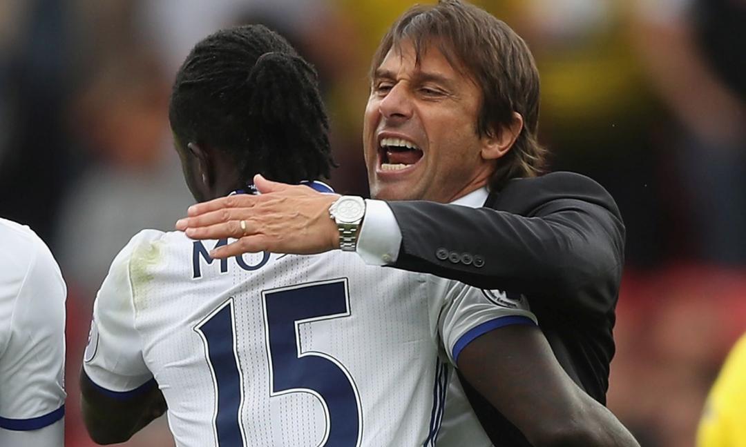 L'Inter e Moses: Marotta manca di rispetto anche a Conte!