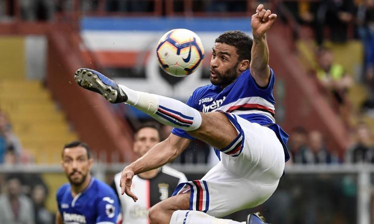 La Juve saluta Allegri con una sconfitta: vince 2-0 la Samp, decidono Defrel e Caprari