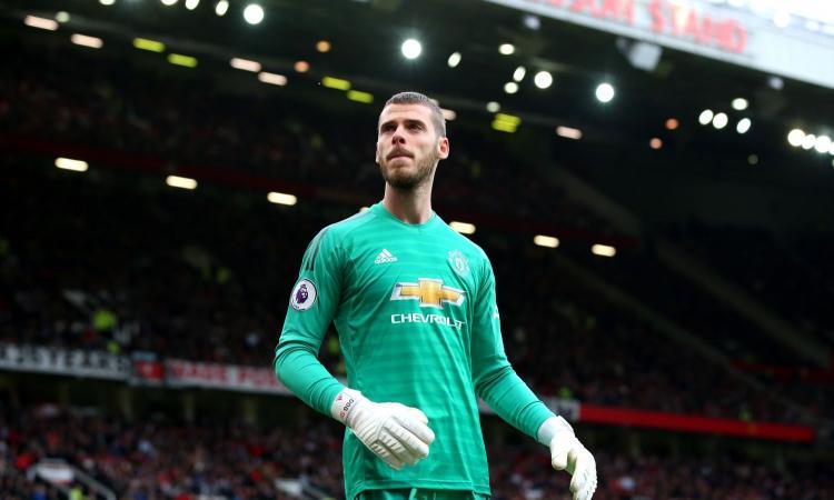 Man United, offerto il rinnovo a De Gea