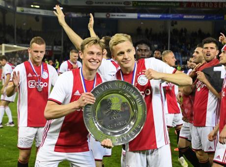 Ajax, de Jong: 'Mi mancherà tutto questo! Non vedo l'ora di vedere Messi'