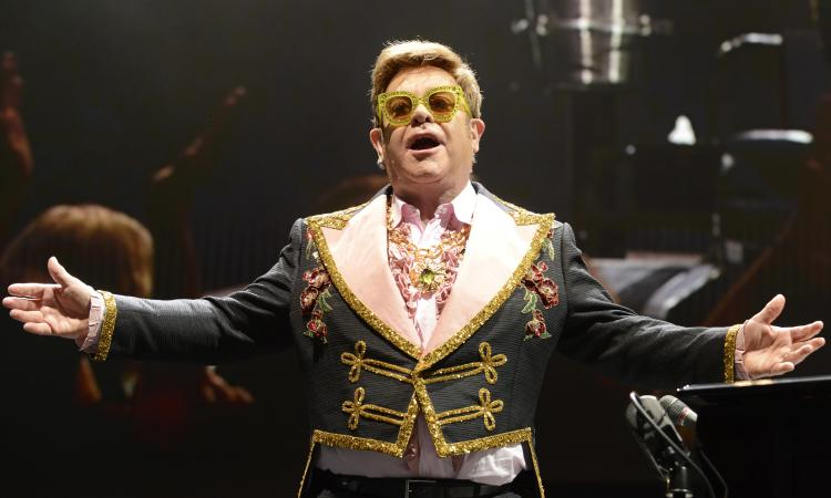 Elton John oggi a Verona e al cinema, Imagine Dragons in finale di Champions