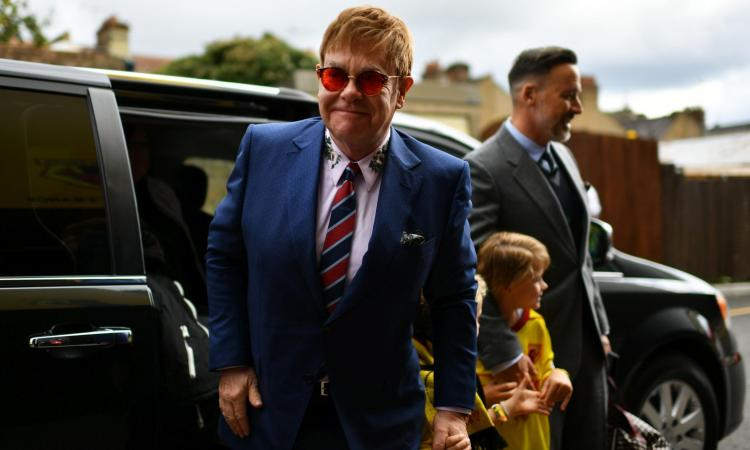'Rocketman' e l'amore per il Watford: Elton John illumina Cannes con il film sulla sua vita