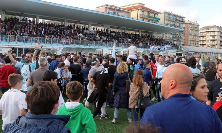 Genoa, l'Entella sgambetta ancora il Grifone