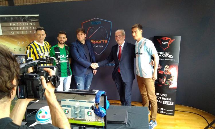 Supercoppa eSports: la Juve Stabia vince il primo torneo