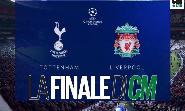 Calciomercato.com gioca Tottenham-Liverpool a Fifa 19: ecco come finisce la finale di Champions VIDEO