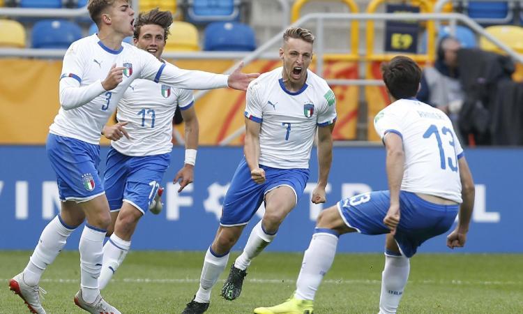 Mondiale Under 20, Ucraina-Italia, le formazioni ufficiali: Scamacca-Pinamonti dal 1'