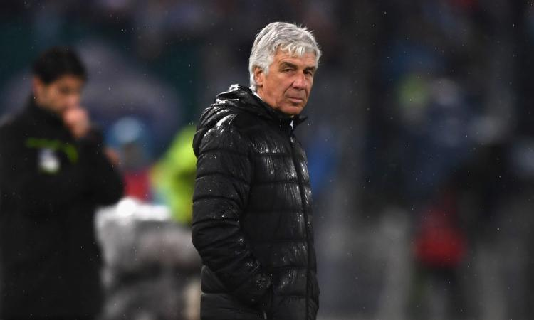 Atalanta-Lazio, furia Gasperini: 'Mano di Bastos episodio inaccettabile. Dopo un anno di rigorini, il Var non lo vede?' VIDEO