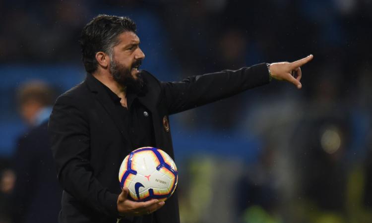 Fiorentina, Gattuso in pole position per la panchina