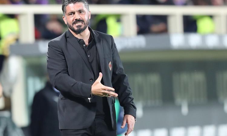 Fiorentina-Milan 0-1: il tabellino