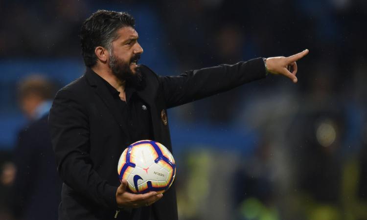 Torino: sulla panchina di Mazzarri l'ombra di Gattuso