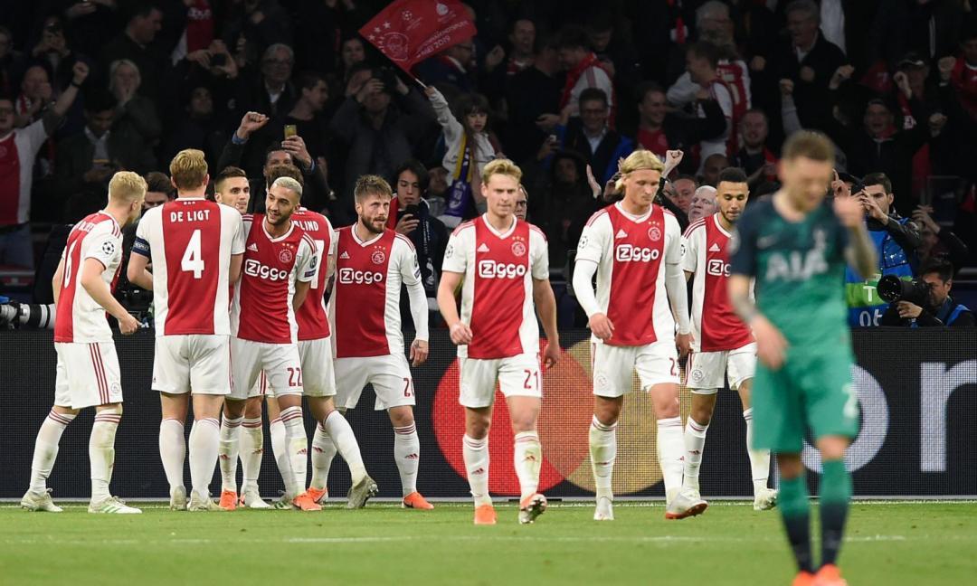 Il sogno Ajax