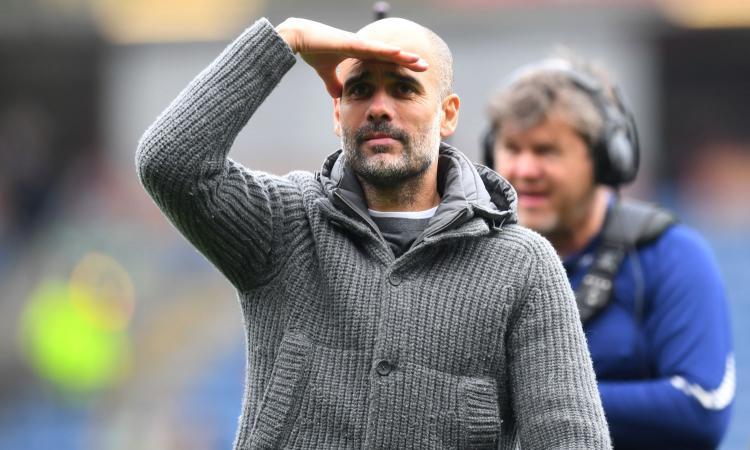 Guardiola ribadisce il no alla Juve: 'Quante volte devo dirlo? Anche l'anno prossimo sarò al Manchester City'