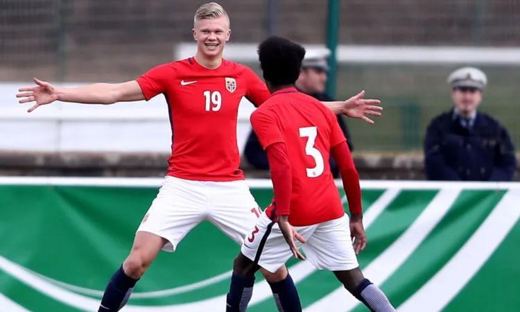 Mondiali U20, Norvegia da record: 12-0 all'Honduras, 9 gol di Haland
