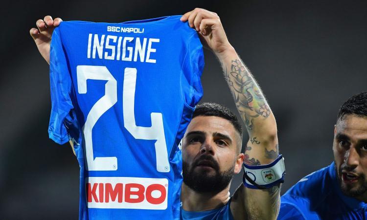 Napoli-Insigne, c'è il PSG: vertice con Raiola, Verratti lo sponsor