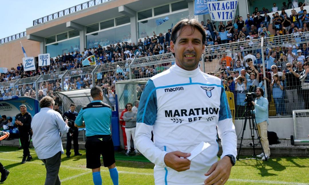 Lazio, solita solidità