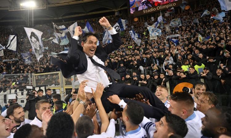 Lotito: 'Inzaghi? Per me resta, ma se vuole andare alla Juventus...'
