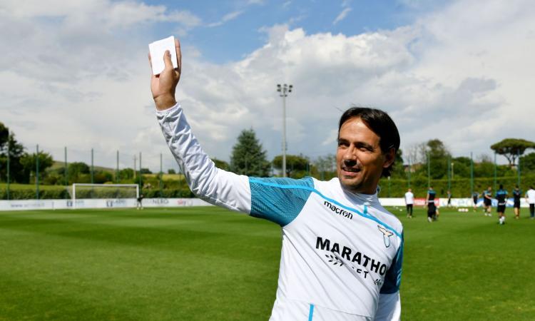 Lazio, il Milan non molla Inzaghi