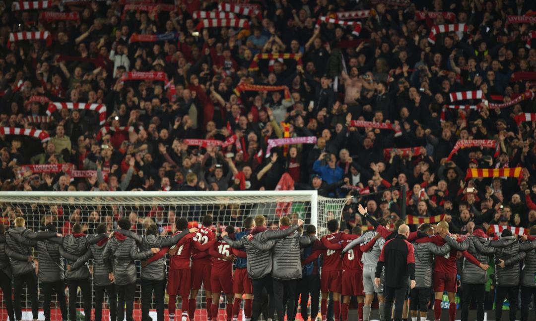 Il Liverpool ci ha ricordato perché amiamo il calcio