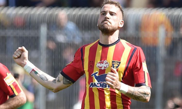 Lecce, sei gol al Bolzano: doppio La Mantia