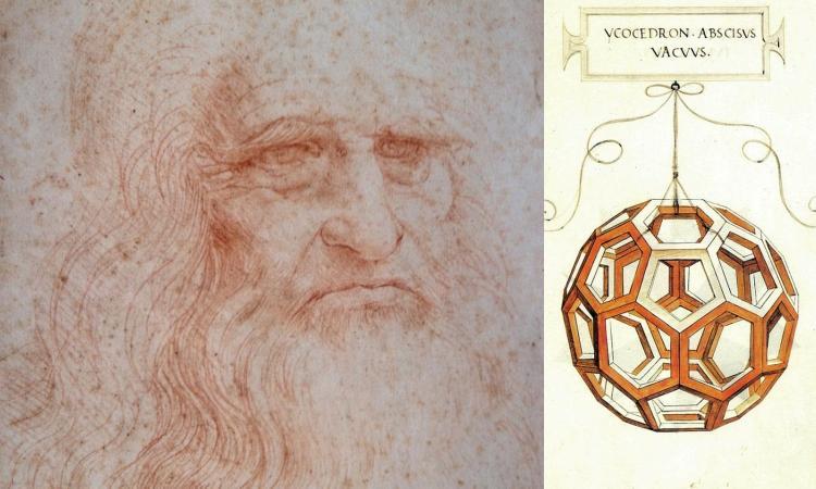 Leonardo da Vinci, il genio che inventò il pallone e predisse gli ultras