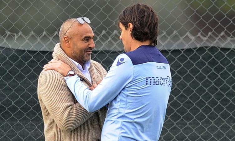La Lazio lavora al dopo Inzaghi: Tare incontra Liverani