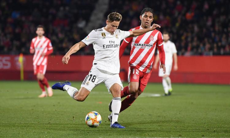 Atletico Madrid: scippa un centrocampista al Real Madrid?