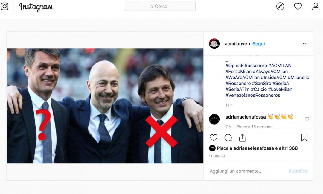 Elliot, ricorda: il Milan non è il parente povero dell'Inter