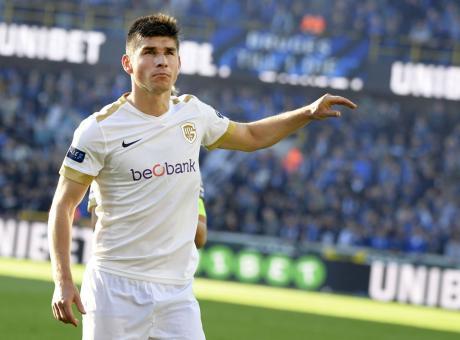 Atalanta, sorpasso sulla Sampdoria per Malinovskyi